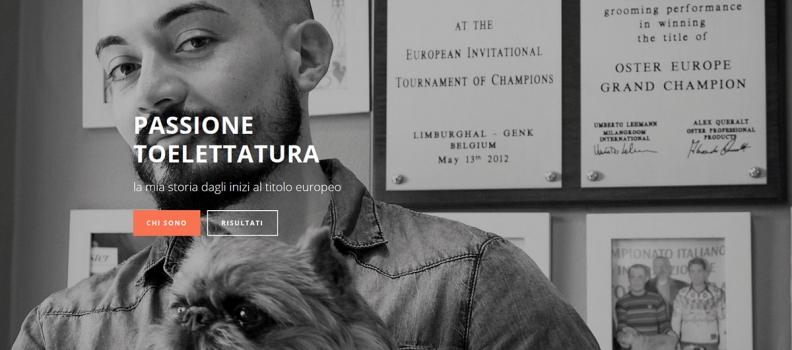 E' online il nuovo sito Marcomarastoni.it